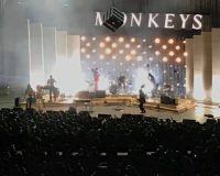 PREVIEW: ARCTIC MONKEYS @ Hollywood Bowl gets 8/10