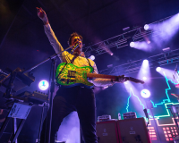 THE WOMBATS @ Red Hill Auditorium gets 8.5/10