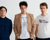 THE WOMBATS The X-Press Interview