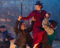 MARY POPPINS RETURNS gets 5/10 Not so supercalifragilisticexpialidocious