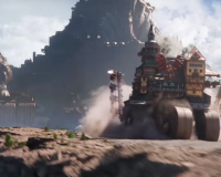 MORTAL ENGINES gets 4/10 London crawlin'