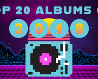 X-PRESS TOP 20 ALBUMS 2018
