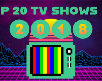 X-PRESS TOP 20 TV SHOWS 2018