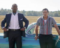 GREEN BOOK gets 7/10 Southern comfort