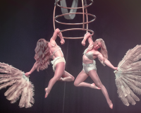 LE AERIAL @Edith Spiegeltent gets 6/10