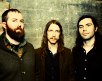 RUSSIAN CIRCLES Returning after five years