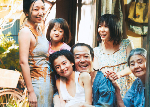 SHOPLIFTERS gets 8.5/10 Stealing hearts
