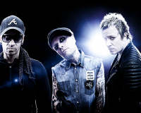 THE PRODIGY The X-Press (in person) Interview