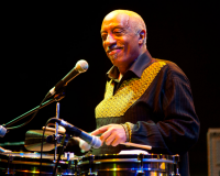 MULATU ASTATKE AND BLACK JESUS EXPERIENCE Ethio-jazz legend adds show