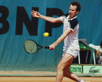 JOHN MCENROE: IN THE REALM OF PERFECTION gets 7.5/10 Making a racquet