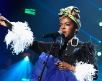 LAURYN HILL @ HBF Arena gets 4.5/10