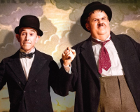 STAN AND OLLIE gets 7.5/10 Comeback to comedy