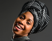 JAZZMEIA HORN @ Perth Concert Hall gets 8/10