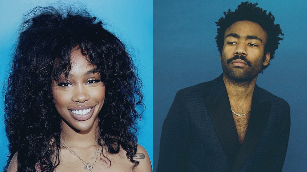 MORE SPLENDOUR SIDE SHOWS Childish Gambino, SZA to tour