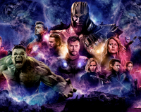 AVENGERS: ENDGAME gets 7.5/10 Snap chat