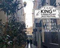 KING ST CORNER POCKET JAZZ FESTIVAL Brings a slice of Jazz this July