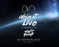 WIN! DAFT PUNK TRIBUTE Concert tickets