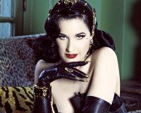 DITA VON TEESE Queen of burlesque returns