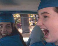 BOOKSMART gets 8/10 Party smarter