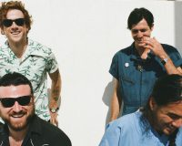 FIDLAR First Splendour side show off the rank