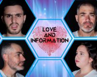LOVE AND INFORMATION @ Subiaco Arts Centre gets 7.5/10