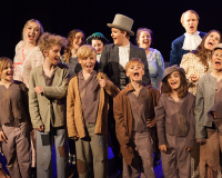 OLIVER! THE MUSICAL @ Koorliny Arts Centre gets 7.5/10