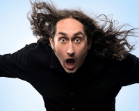 ROSS NOBLE No place left unvisited