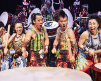 YAMATO: THE DRUMMERS OF JAPAN Drum roll please…