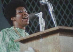 WIN! AMAZING GRACE Aretha Franklin documentary tickets