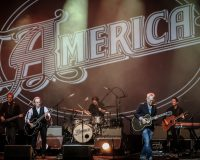 AMERICA Band of the free