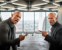 FAST & FURIOUS PRESENTS: HOBBS & SHAW gets 7/10 A Shaw thing
