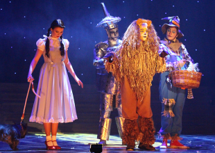 THE WIZARD OF OZ @ Regal Theatre gets 8/10