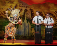 THE BOOK OF MORMON Finally shocking Perth