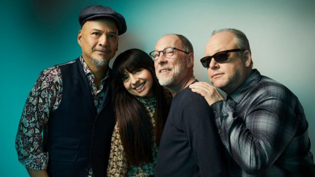 X-Press Magazine – Entertainment in Perth – PIXIES Gigantic tour news