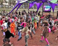 RAIN DANCE FESTIVAL @ Boddington gets 8/10