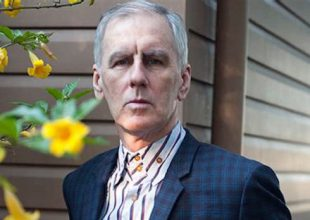ROBERT FORSTER Taking the inferno west