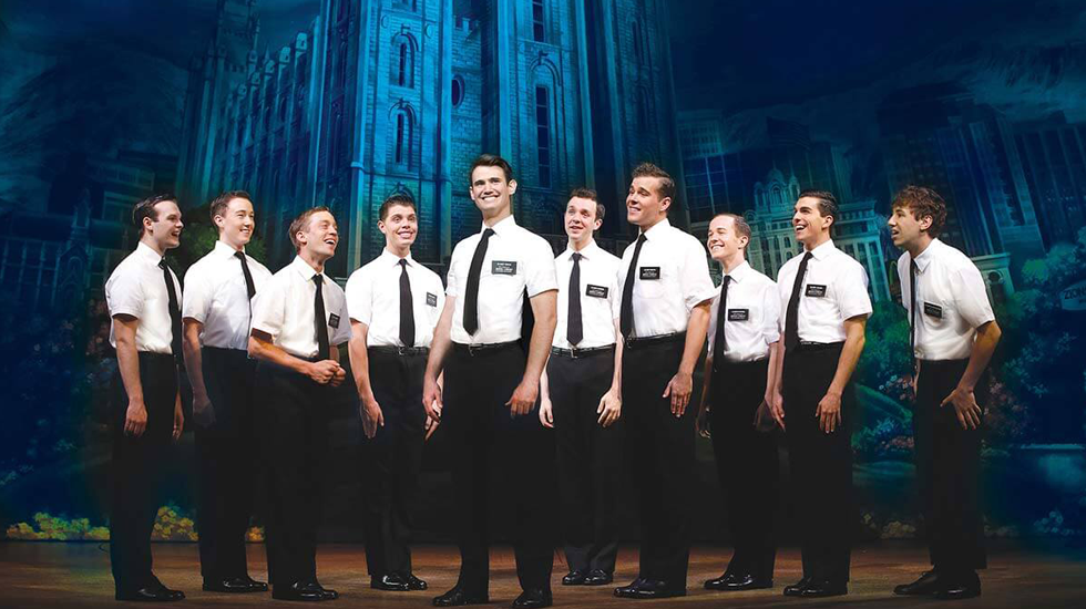 THE BOOK OF MORMON @ Crown Theatre gets 8/10
