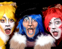 CATS THE MUSICAL Meowing to WA