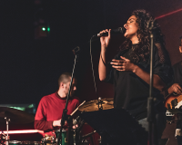 WORKSHOP X COLAB (WORKSHOP'S 3RD BIRTHDAY) @ Ellington Jazz Club gets 9/10