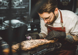 AUSTRALIAN TATTOO EXPO Get painted or punctured