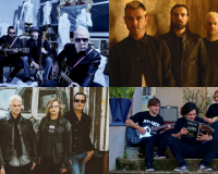 UNDER THE SOUTHERN STARS 90s rock bands galore