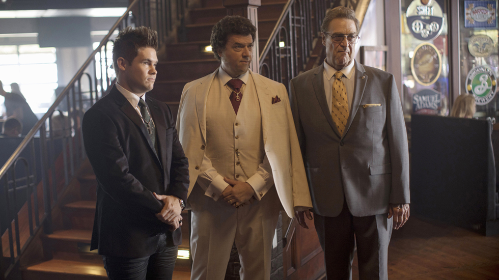 THE RIGHTEOUS GEMSTONES gets 7.5/10 A sinner's miracle