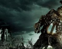 SCARY STORIES TO TELL IN THE DARK gets 5.5/10 Book of Horrors