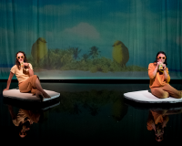 TWO CANARIES @ The Blue Room Theatre gets 8.5/10