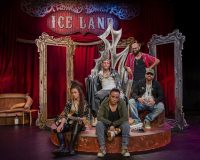 ICE LAND: A HIP H'OPERA Meet the producer