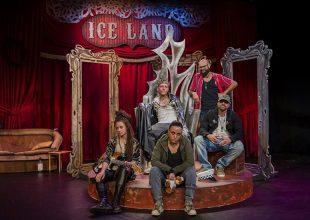 ICE LAND: A HIP H'OPERA Meet the producer