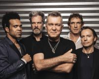 COLD CHISEL By the C on New Year's Eve