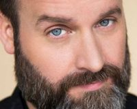 TOM SEGURA Bringing his mostly normal stories down under