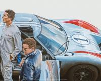 FORD v FERRARI gets 7/10 Zen and the art of motor racing