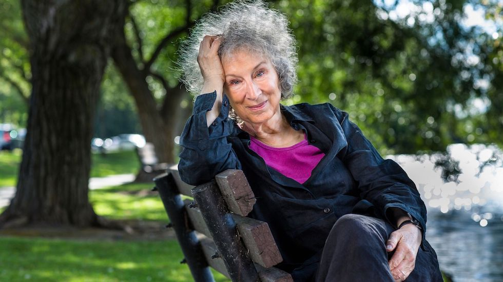 MARGARET ATWOOD Hand made tales in Perth
